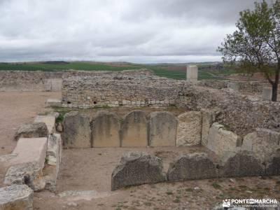Parque Arqueológico Segóbriga-Monasterio Uclés;atazar madrid mochilas para bicicletas de montaña